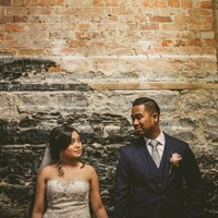 Abigail and Jadewin's Romantic Wedding at the Historic Berkeley Church & Fieldhouse