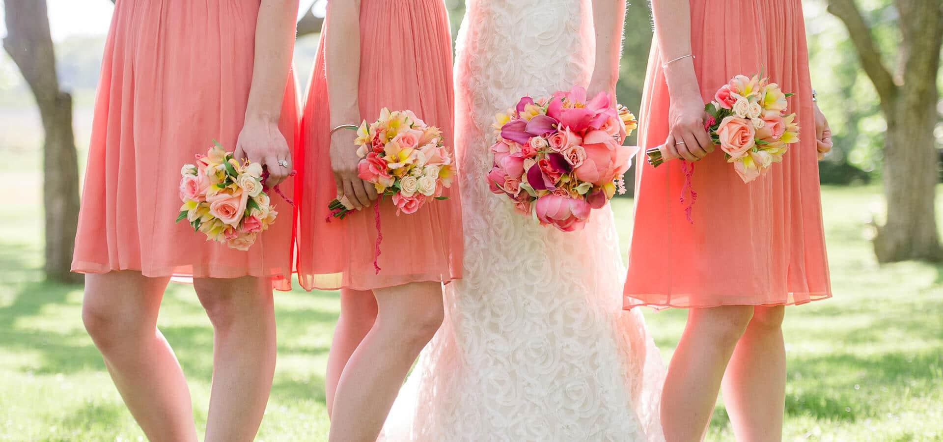 Hero image for Karina & Ken's Dazzling Wedding at Kurtz Orchards