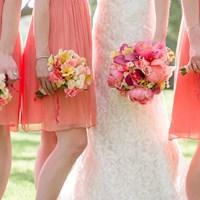 Karina & Ken's Dazzling Wedding at Kurtz Orchards
