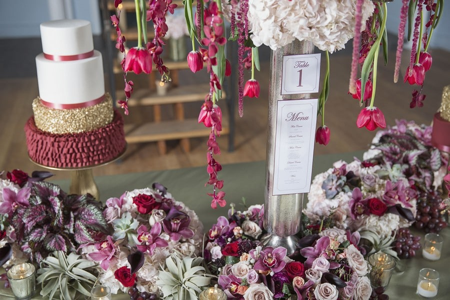 wedding floral trends from over 15 of torontos top florists, 22