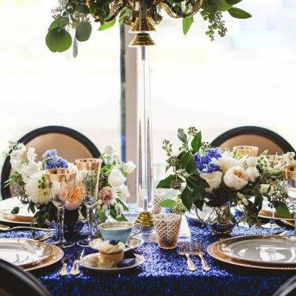 Thumbnail for A Classic Winter Royalty Inspired Wedding Shoot at Palais Royale