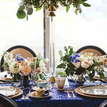 A Classic Winter Royalty Inspired Wedding Shoot at Palais Royale