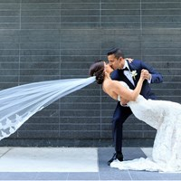 Nasim and Tariq's Gatsby Wedding At Palais Royale