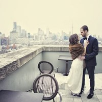 Sarah and Rory's Romantic Wedding at The Burroughes Building