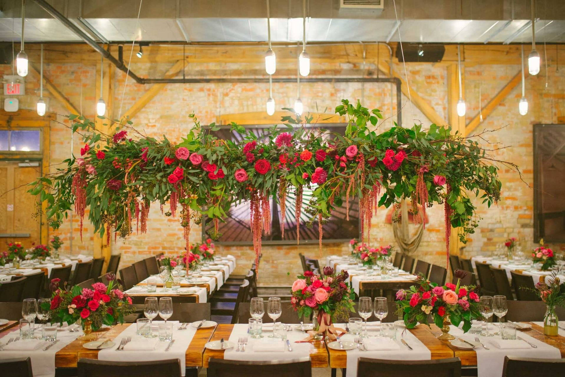 Real Weddings Archeo: Niveen And Rob's Winter Garden Wedding At Archeo