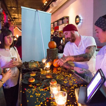 Parts and Labour Catering & Events featured in 17 Cater Trends To Look For In 2016 As Predicted By Toronto's…