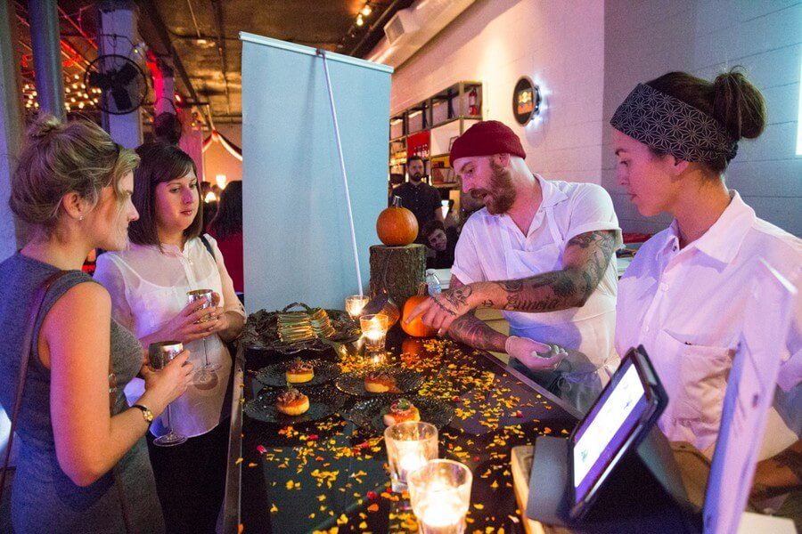 2016 food trends from torontos top caterers, 16