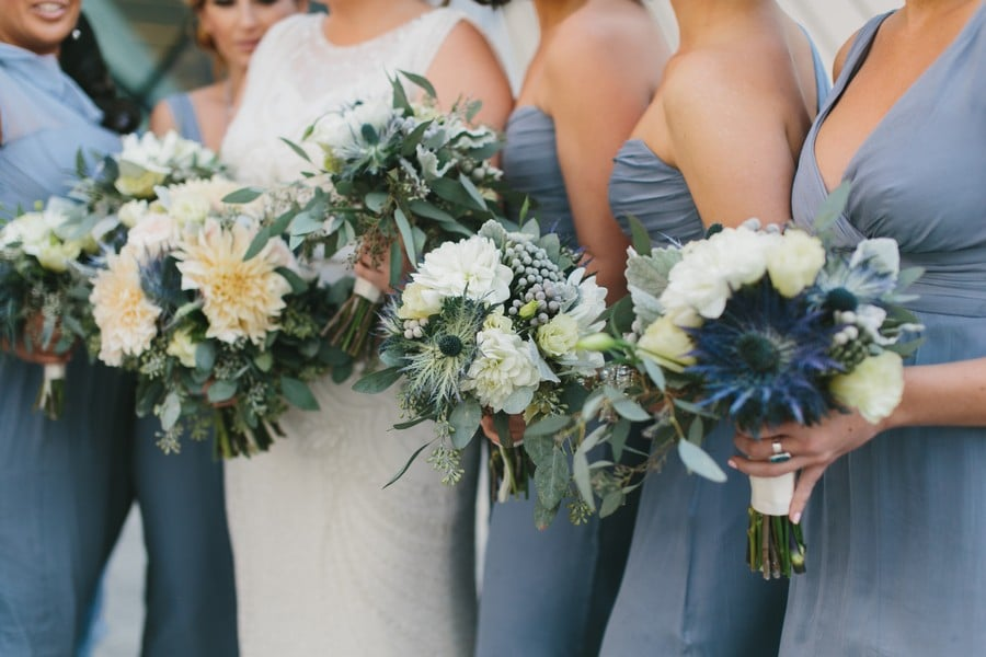 winter wedding floral trends from torontos top florists, 1
