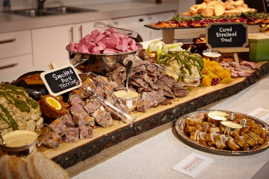 2016 food trends from torontos top caterers, 6