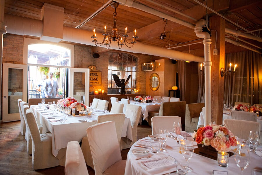 awesome restaurants intimate weddings, 27