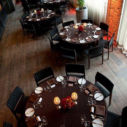 Brassaii featured in Toronto's Top Restaurants Perfect For Intimate Weddings