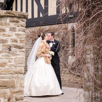 Thumbnail for Jacqueline & Fraser's Classically Elegant Wedding at The Old …