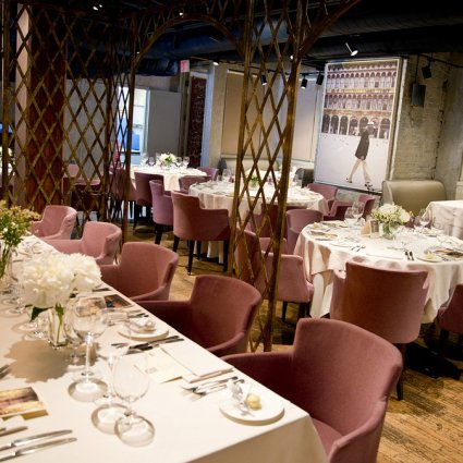 George Restaurant featured in Toronto's Top Restaurants Perfect For Intimate Weddings