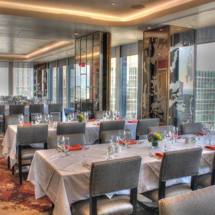 Stratus Restaurant featured in Toronto's Top Restaurants Perfect For Intimate Weddings