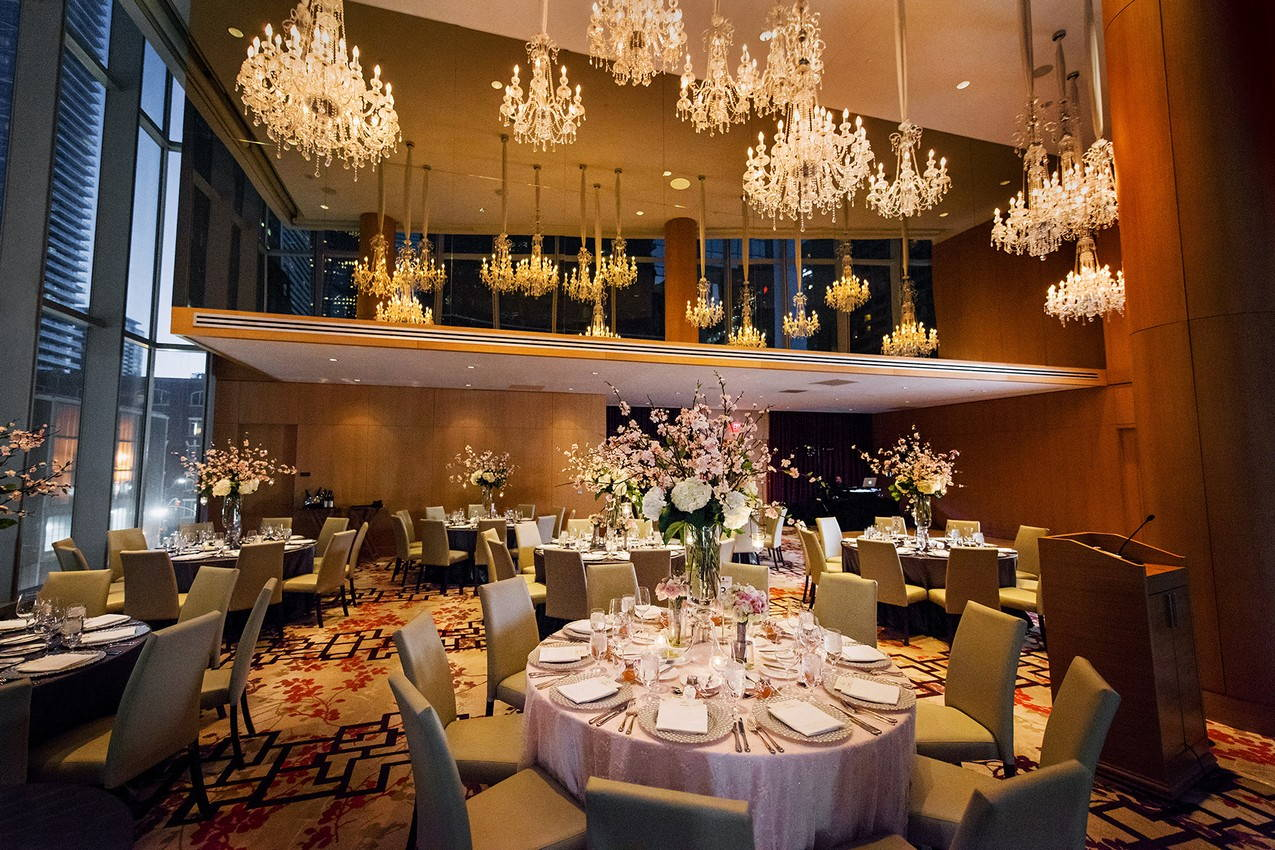 Kari And Allen S Intimate Wedding At The Shangri La Hotel