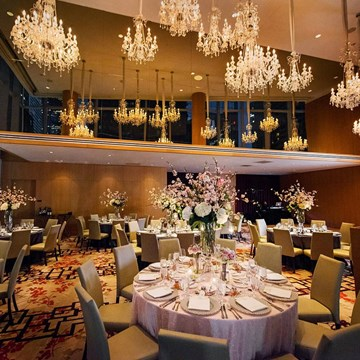 Kari and Allen's Intimate Wedding at The Shangri-La Hotel, Toronto