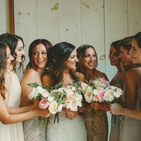 Michelle and Adrian's Vintage Inspired Wedding at Earth To Table Farm