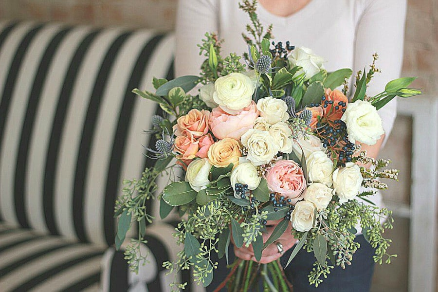 wedding floral trends from over 15 of torontos top florists, 2