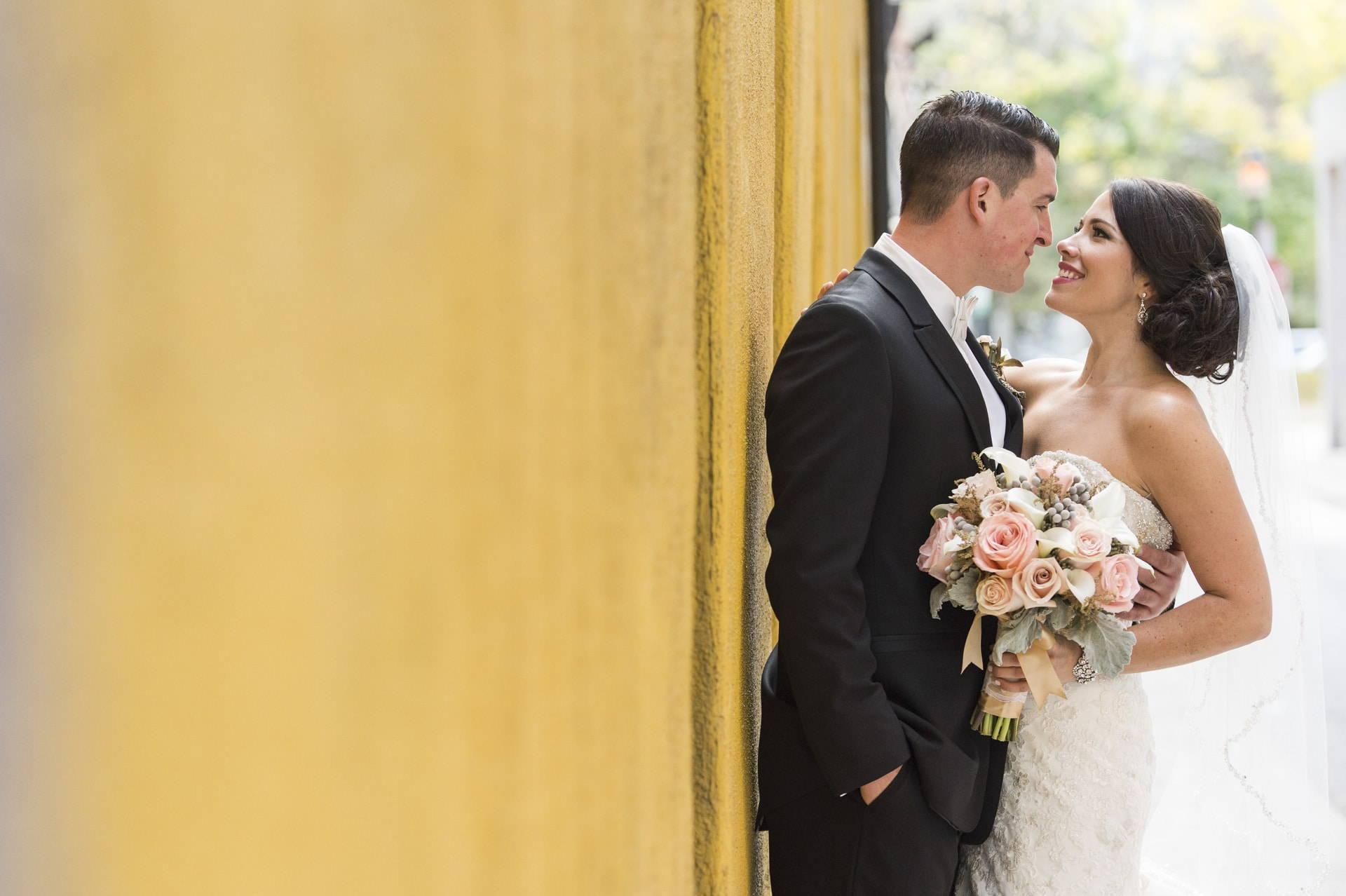 Hero image for Lara and Adrian's Enchanted Wedding at Berkeley Church & Fieldhouse