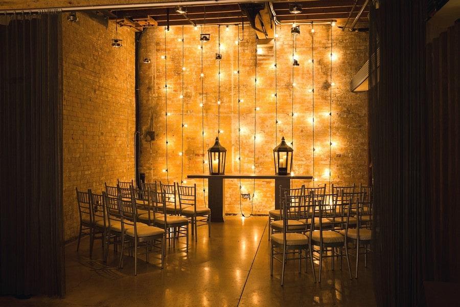 an enchanted garden themed wedding open house at the fermenting cellar, 20