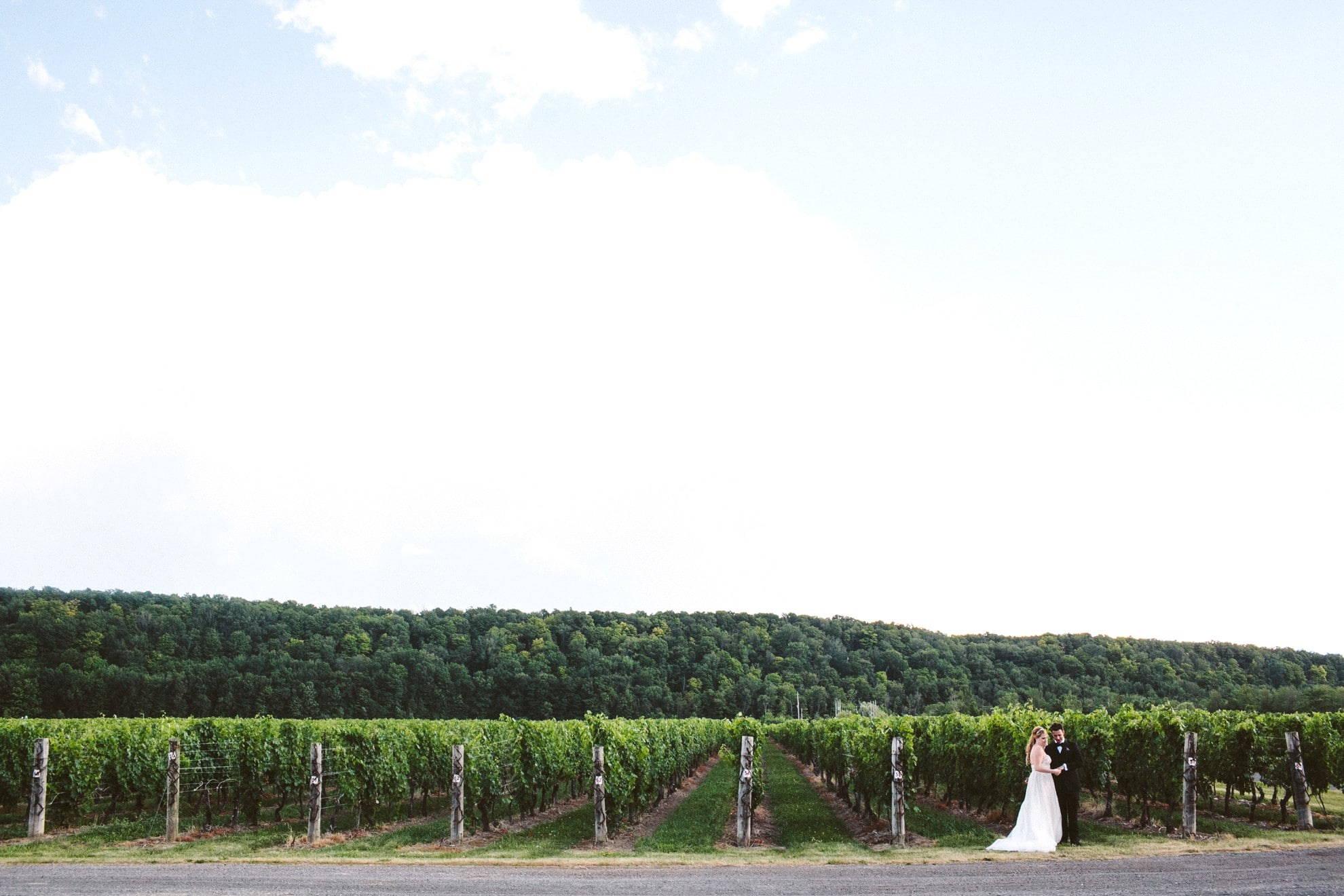 Hero image for Miranda and Jonathan's Outdoor Wedding at The Inn On The Twenty