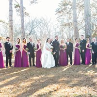 Amanda and Tony's Intimate Wedding at The Vue Event Venue