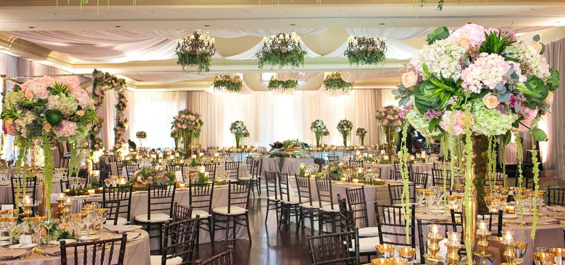 Hero image for Top Wedding Decor Trends from Toronto's Favourite Decor Companies!