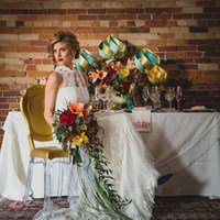 Russian Fairy-Tale Styled Shoot at the Gladstone Hotel