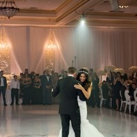 Melissa and Alessandro's Luxurious Wedding at Embassy Grand Convention Centre