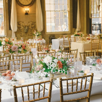Olivia and Rob's Stunning Vintage Wedding at Caffino Ristorante