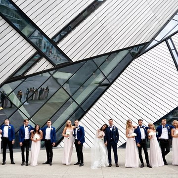 Carol and Nick's Charming Wedding at The Royal Conservatory of Music