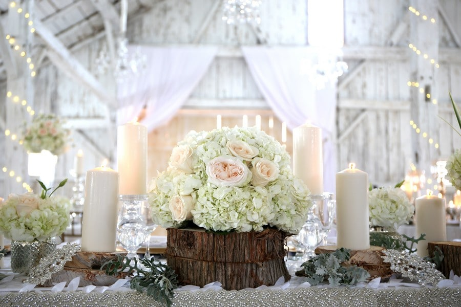 rustically chic barn inspiration rainbow valley wedding barn, 12