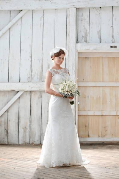 rustically chic barn inspiration rainbow valley wedding barn, 1