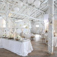 Rustically Chic Barn Inspiration at Rainbow Valley Wedding Barn