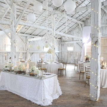 Rustically Chic Barn Inspiration at Rainbow Valley Wedding Barn