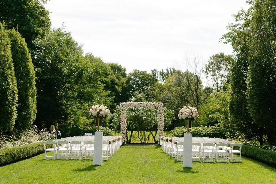 Estates of Sunnybrook Outdoor Wedding Venue