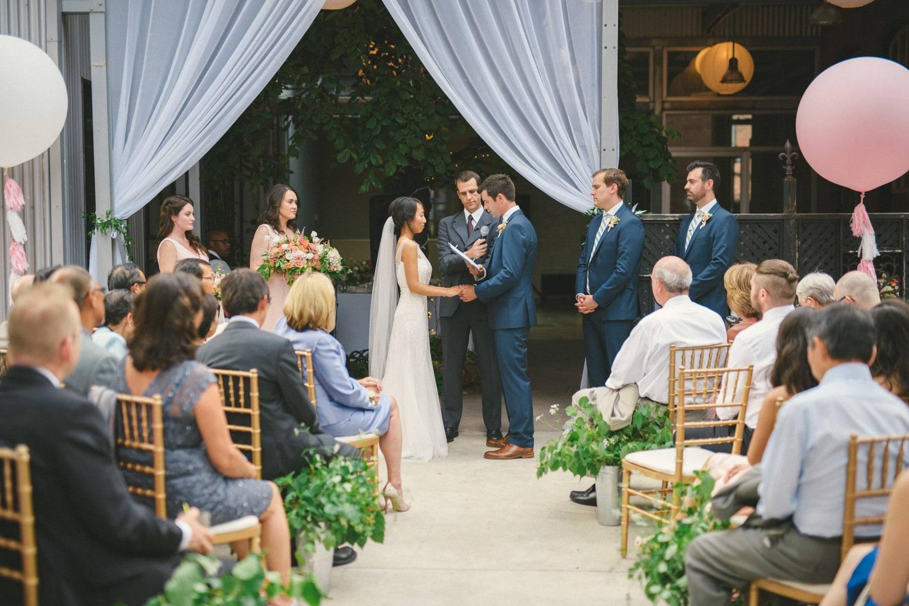 Hero image for Olivia and Rob's Stunning Vintage Wedding at Caffino Ristorante