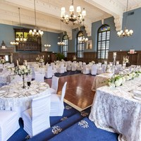 The Albany Club's 2016 Wedding Open House