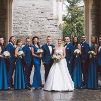 Kathleen and Joseph's Elegant Wedding at Casa Loma