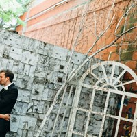 Marieke and Mark's Super Sweet Wedding at the Berkeley Church & Fieldhouse