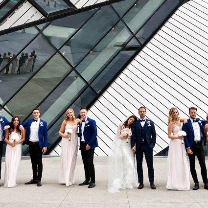 Thumbnail for Carol and Nick's Charming Wedding at The Royal Conservatory o…