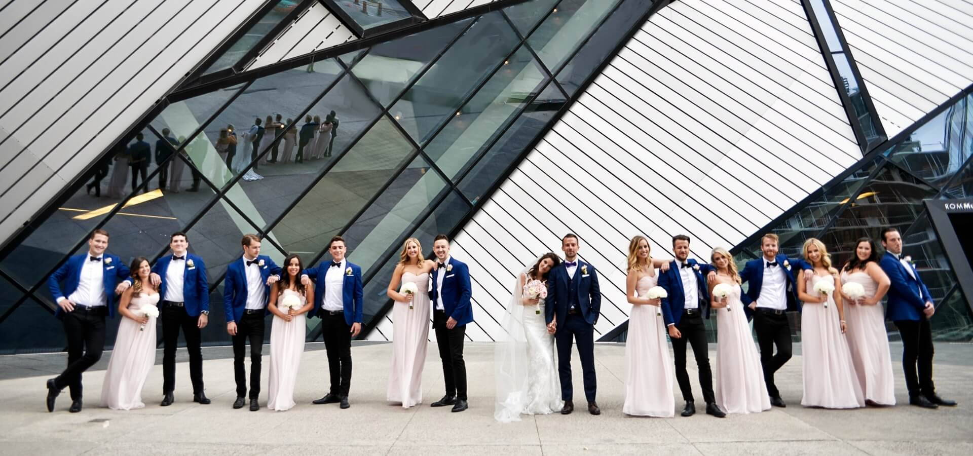 Hero image for Carol and Nick's Charming Wedding at The Royal Conservatory of Music