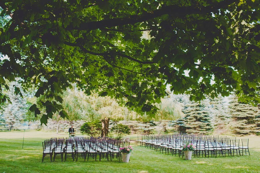 Belcroft Estates Outdoor Wedding Venue