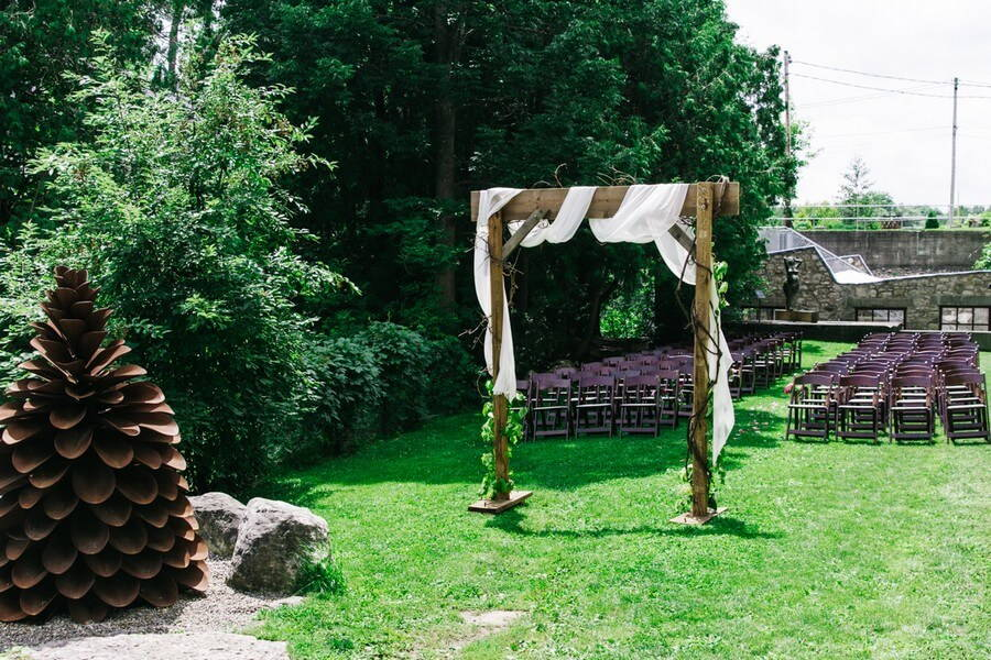 over 20 of torontos prettiest outdoor wedding venues, 33
