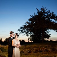 Michelle and Darren's Deer Creek Golf Course Wedding