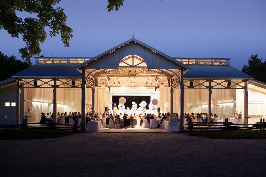 Over 20 Of Torontos Prettiest Outdoor Wedding Venues