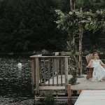 Thumbnail for Maddie and David's Romantic Cottage Wedding
