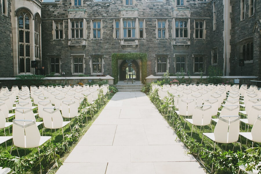 Hart House Outdoor Wedding Venue