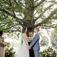 Rebecca and Zeb's Magical Wedding at Cherry Avenue Farms