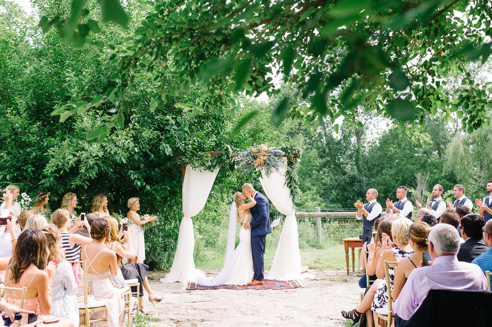 Places For Wedding Ceremony: Over 20 Of Toronto's Prettiest Outdoor Wedding Venues